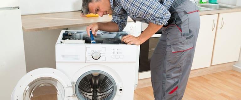 هزینه تعمیر ماشین لباسشویی