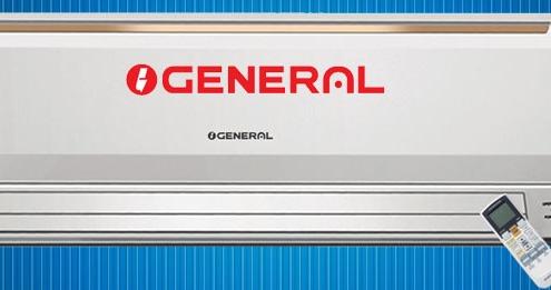 سرویس کولر گازی اجنرال