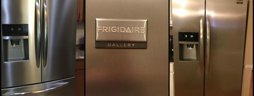 تعمیر یخچال فریجیدر