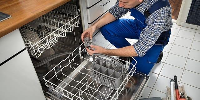 تعمیر ماشین ظرفشویی کندی