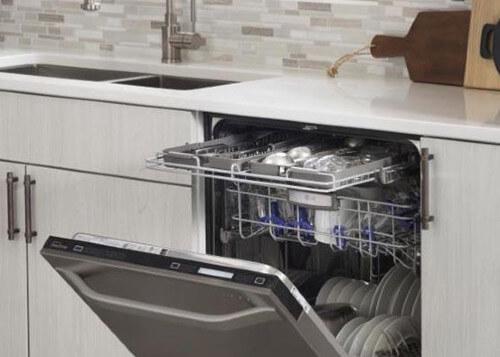 ارور ظرفشویی بوش