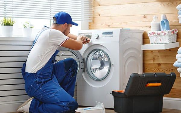 مشکلات رایج و تعمیر لباسشویی ارج