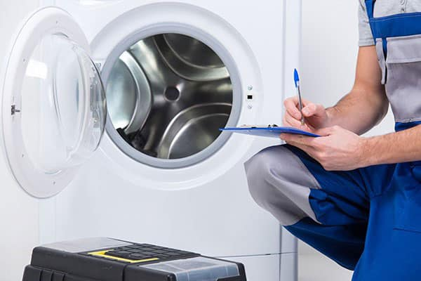 عیوب رایج در ماشین لباسشویی دوو