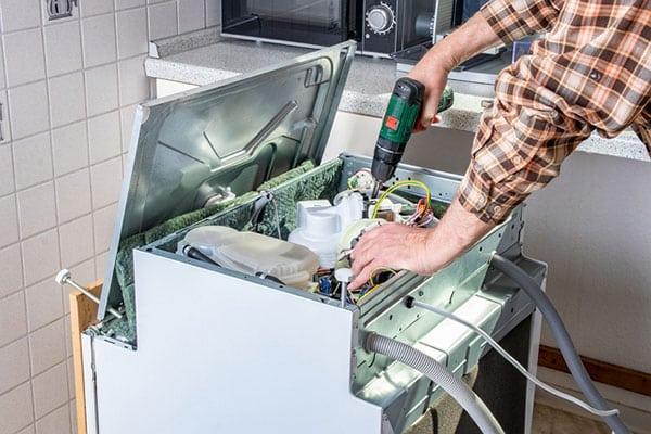 تعمیر ظرفشویی دوو در محل توسط مستر امداد
