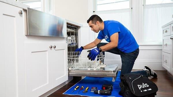 مشکلات رایج و تعمیر ماشین ظرفشویی جنرال الکتریک