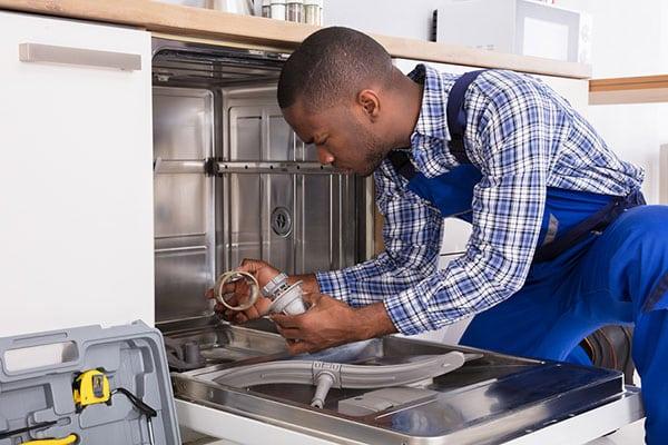 مشکلات رایج ماشین ظرفشویی جنرال الکتریک