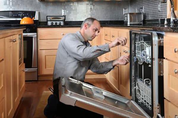 مشکلات رایج ماشین ظرفشویی وستینگهاوس