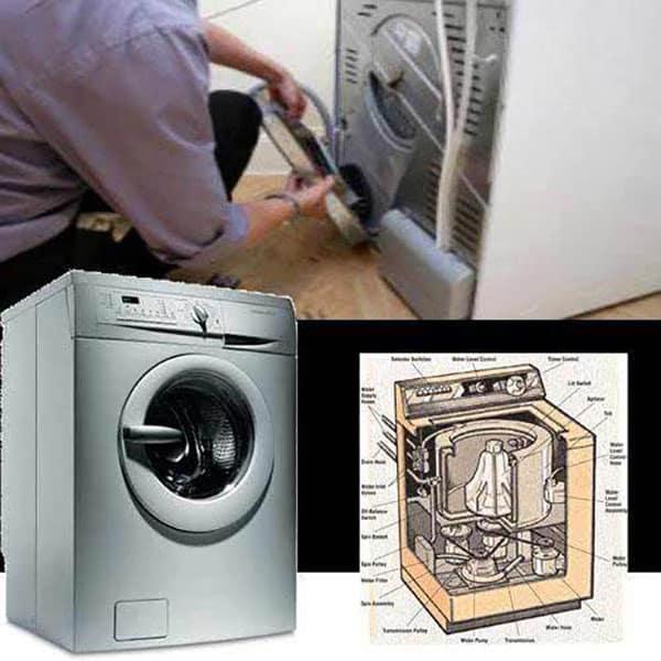 ارور ماشین لباسشویی آریستون