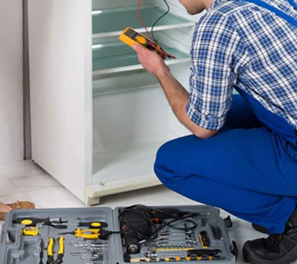 خدماتی که در شرکت مستر امداد برای تعمیر یخچال ارائه میشود