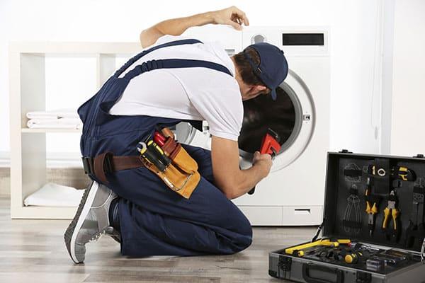 مشکلات رایج ماشین لباسشویی کنوود