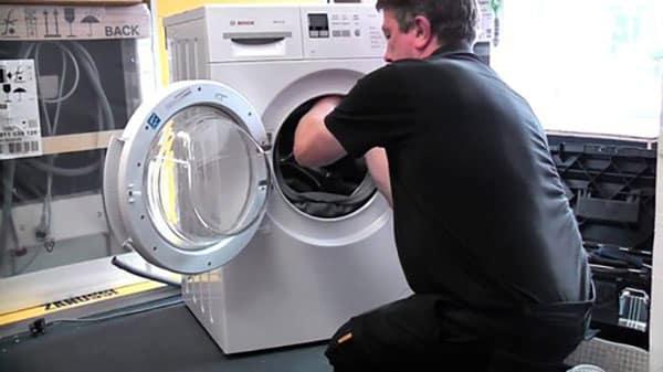 معنای کدهای خطا در ماشین لباسشویی بوش