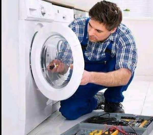 تعمیر لباسشویی بوش چگونه انجام میشود