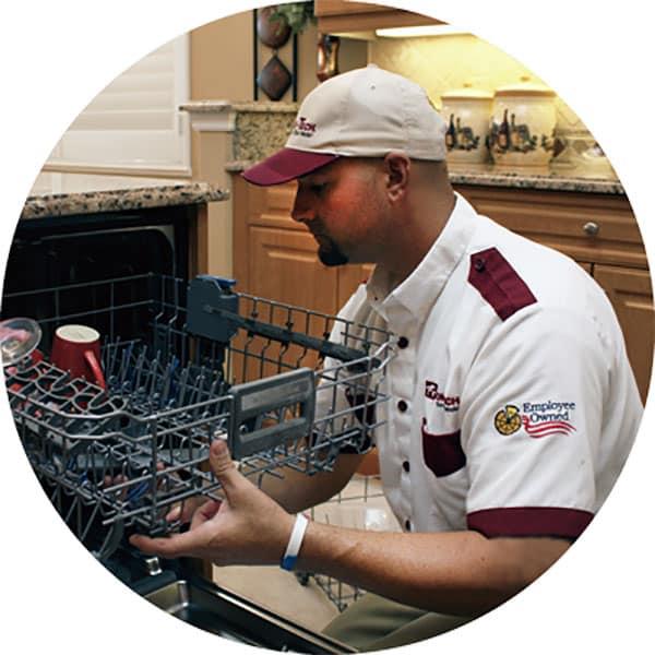 عیبیابی ماشین ظرفشویی بوش